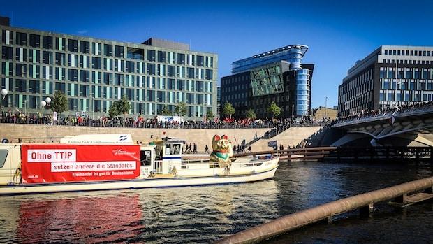 Photo of Freihandel braucht europäische Mitsprache