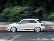 Immer auf der Ideallinie: KW Clubsport Gewindefahrwerk für Audi S1