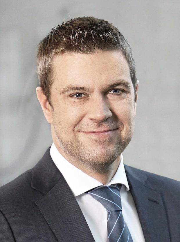 Photo of Lukas Burkhardt neuer Chief Operating Officer der Franke Gruppe