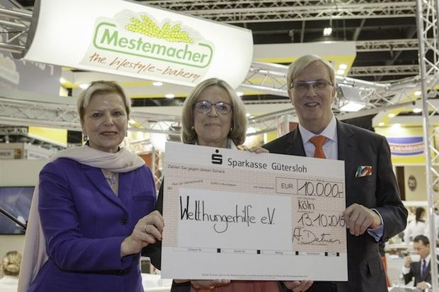 Bild von Ausstellerergebnisse der Mestemacher-Gruppe zur Anuga-Messe 2015 in Köln vom 10.10.2015 bis zum 14.10.2015