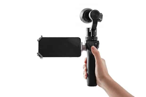 Photo of Die weltweit erste integrierte stabilisierte Handheld-Kamera