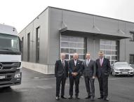 pfenning logistics eröffnet neues Versorgungszentrum für Automobilindustrie