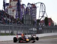 Renault Pilot Daniil Kvyat erobert bei seinem Heimrennen Platz fünf