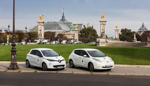 Photo of Mit der Renault-Nissan Allianz emissionsfrei zum UN-Klimagipfel