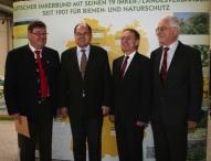 Bundesminister Schmidt besucht 66. Deutschen Imkertag in Schkeuditz