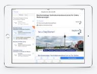 StepStone App ermöglicht schnelle und einfache Jobsuche und Bewerbung