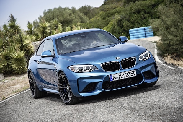 Photo of Das neue BMW M2 Coupé