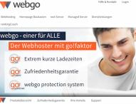 Mit neuem Namen und neuem Design greift webgo im Premium-Segment an