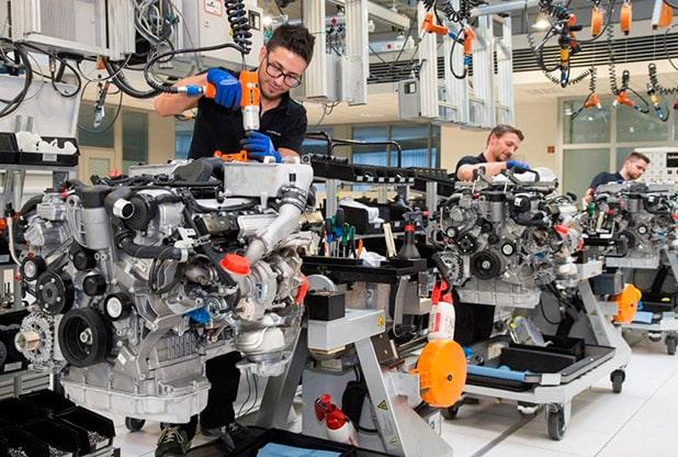 Bild von Mercedes-AMG baut 12-Zylinder-Motoren künftig in Mannheim