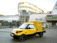 Deutsche Post DHL Group mit neuem Umweltschutzprodukt im Ruhrgebiet