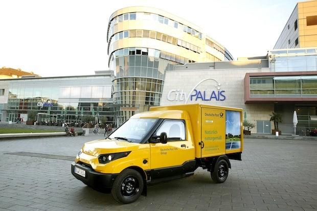 Photo of Deutsche Post DHL Group mit neuem Umweltschutzprodukt im Ruhrgebiet