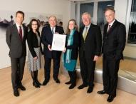 NRW.BANK als familienfreundliches Unternehmen zertifiziert
