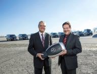 Schlienz-Tours setzt auf Mercedes-Benz Vito zur behindertengerechten Kinderbeförderung
