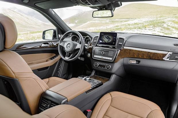 Bild von Der neue Mercedes-Benz GLS