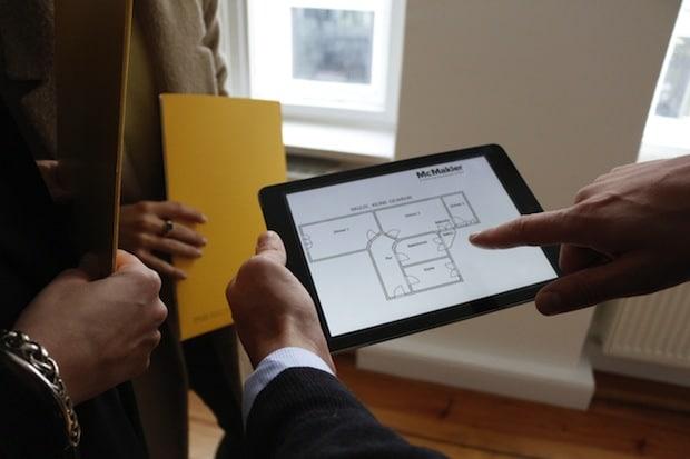 Bild von Nr. 1 unter den Online-Maklern: McMakler sieht weiter gutes Wachstumspotential im Online-Geschäft