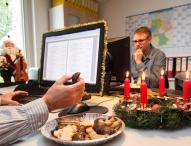 Lametta im Büro – Wie viel Weihnachten ist im Job erlaubt?