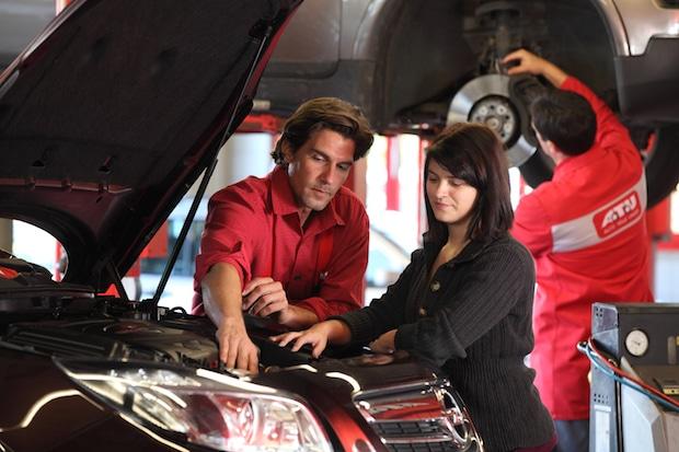 Bild von Studie: A.T.U genießt sehr hohes Vertrauen bei den Kunden