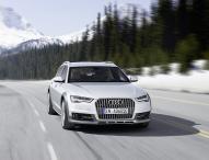 Audi setzt Absatzwachstum im Oktober fort