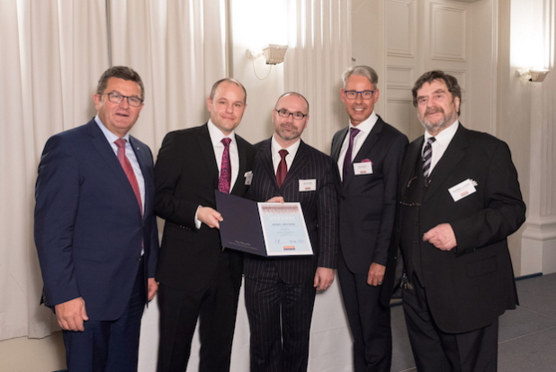 """Quellenangabe: """"obs/Bremer Landesbank/Elite Report / Bremer Landesbank"""""""