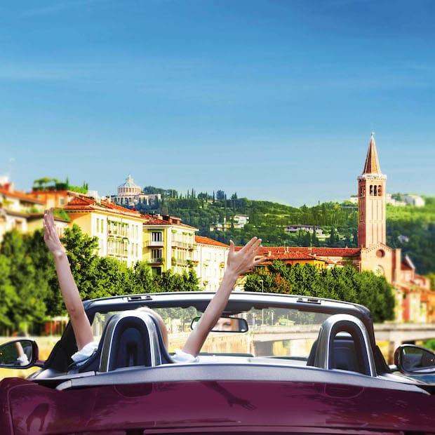 Bild von Euro-Express Sonderzüge mit Autozügen auf der Erfolgsschiene
