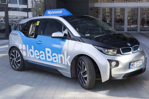Photo of Emissionsfreier Geldtransport mit dem BMW i3