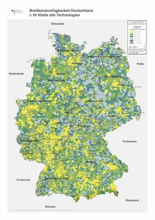Photo of Breitbandinternet für alle