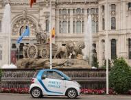 car2go bietet erstmals stationsunabhängiges Carsharing an