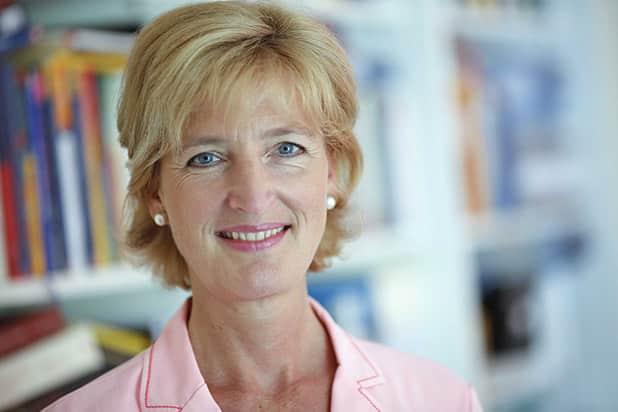 Prof. Dr. med. Christiane Woopen, Vorsitzende Deutscher Ethikrat. Copyright by: Reiner Zensen (Gallierweg 15, 53117 Bonn)
