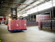 Coca-Cola beschleunigt Verladeprozess