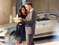 Daimler Financial Services schließt so viele Finanzierungsverträge ab wie nie zuvor