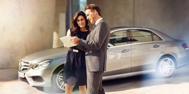 Photo of Daimler Financial Services schließt so viele Finanzierungsverträge ab wie nie zuvor
