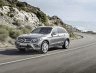 Mercedes-Benz erweitert Produktionskapazitäten für den GLC