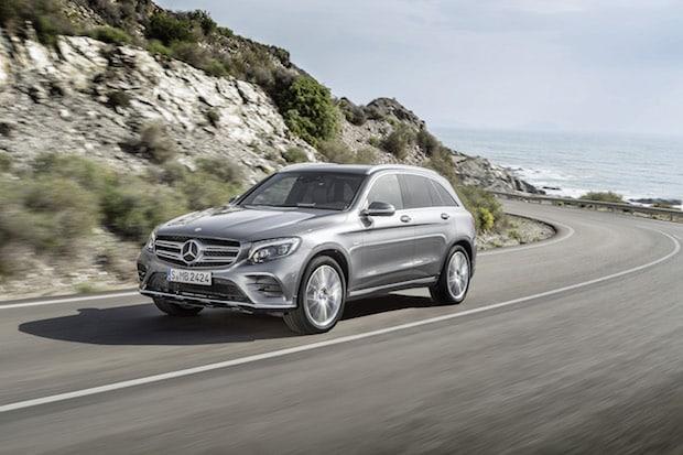 Photo of Mercedes-Benz erweitert Produktionskapazitäten für den GLC
