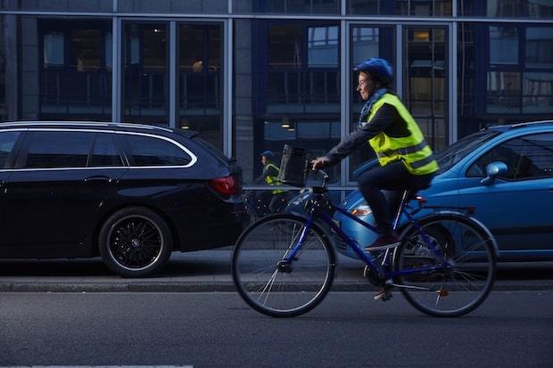 Bild von TÜV Rheinland: Reflektoren sorgen für Sicherheit