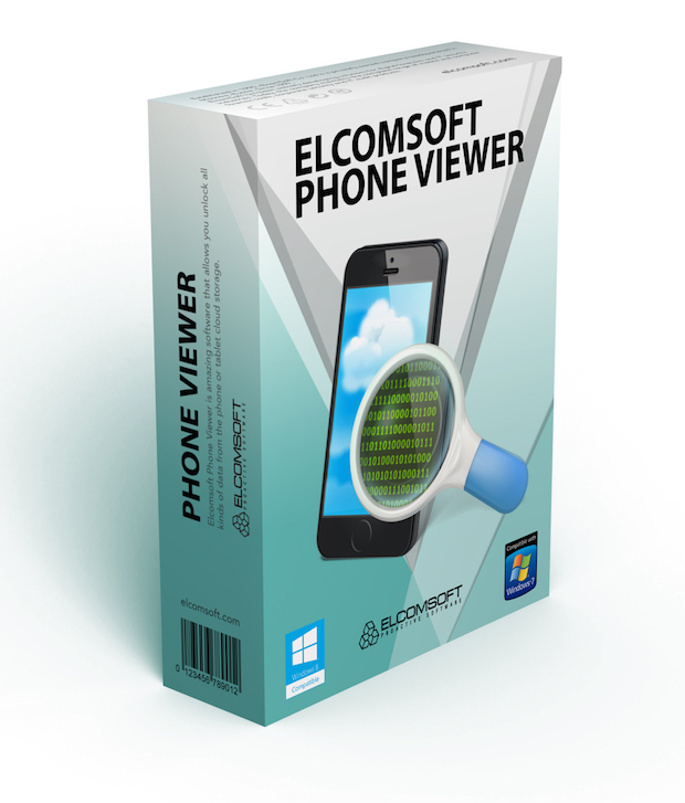 Photo of Fit für iOS 9 – Der Elcomsoft Phone Viewer 2.0