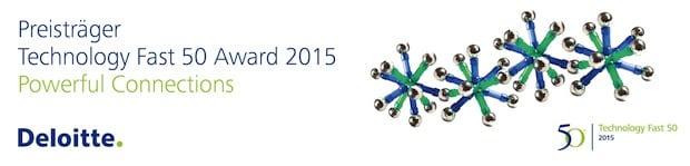 Photo of Technology Fast 50 Award 2015 – Deloitte prämiert wachstumsstärkste Technologieunternehmen Deutschlands