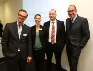 Feierliche Eröffnung des KompetenzCentrums für Technologie- & Innovationsmanagement an der FOM Stuttgart