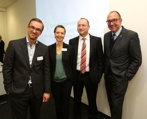 Bild von Feierliche Eröffnung des KompetenzCentrums für Technologie- & Innovationsmanagement an der FOM Stuttgart