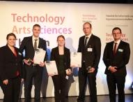 Studierende des Campus Gummersbach der TH Köln ausgezeichnet