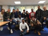 Kostenlose Deutschkurse für Flüchtlinge von WBS Training