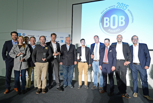 "Photo of Gewinner des ""Best of Boats Award 2015"" stehen fest"