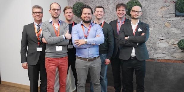 Photo of Erfolgreicher OWL Start-up Pitch in Paderborn