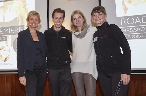 Photo of Mrs.Sporty Power-Event-Tour startet erfolgreich in Hamburg