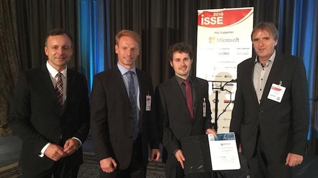 Photo of Hasso-Plattner-Institut für neue IT-Sicherheitslösung ausgezeichnet