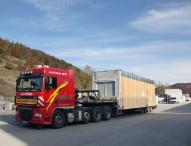 Heinkel Modulbau liefert Laborgebäude nach Kuantan