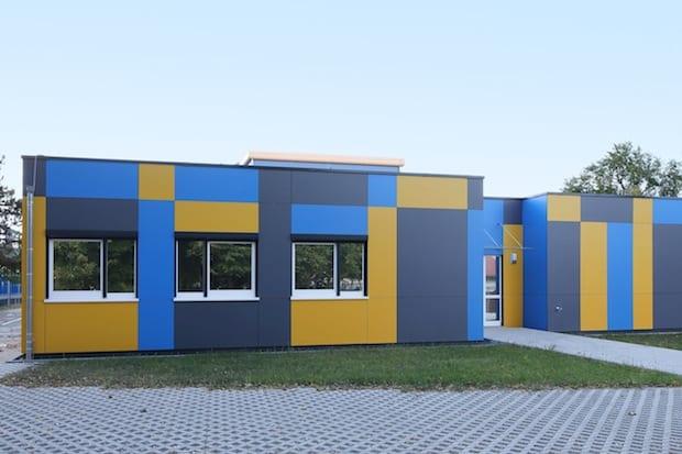Photo of Modulbauspezialist Heinkel Modulbau realisiert 380 qm großen Anbau in nur 10 Wochen Bauzeit
