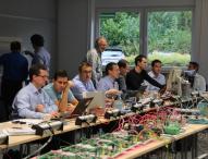 Erfolg der Sercos PlugFeste setzt sich in 2015 fort