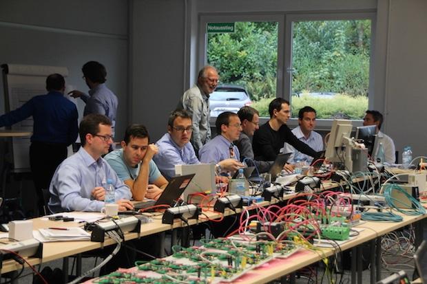 Photo of Erfolg der Sercos PlugFeste setzt sich in 2015 fort