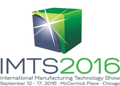 Bild von International Manufacturing Technology Show 2016