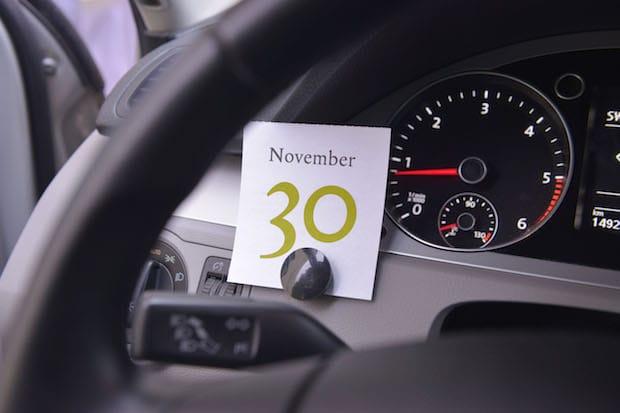 Bild von Sonderkündigungsrecht ermöglicht Wechsel nach 30. November